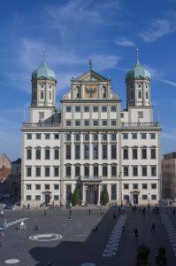 Augsburger Rathaus Elias Holl Bau_Foto Andreas Zilse