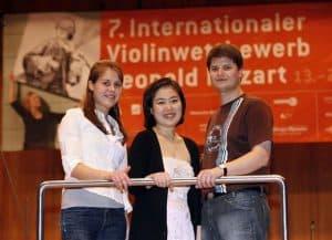 Internationaler Violinwettbewerb Leopold Mozart Gemeinschaftsstiftung Mein Augsburg Rathaus Augsburger Stiftung für Bürger und Freunde der Fuggerstadt Foto: Christina Bleier