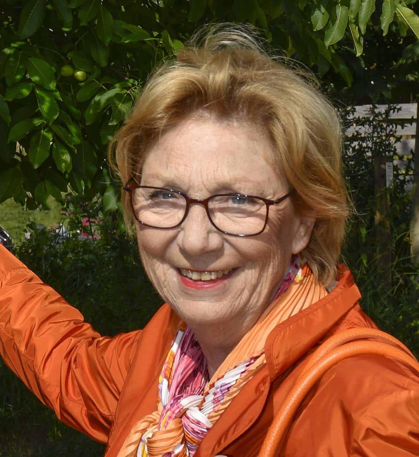 Erika Still-Hackel Gemeinschaftstiftung Stiftung Mein Augsburg Stiftungsrat Foto: Andreas Zilse