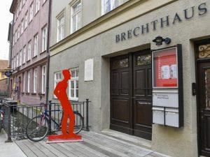 Brecht Festival Brechthaus Bertolt Brecht Geburtshaus Lieder Konzert Gemeinschaftsstiftung Stiftung Mein Augsburg Foto Andreas Zilse
